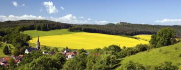 Hótel á svæðinu Thuringia