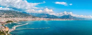Hotels in Mediterranean Region Turkey