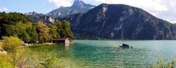 Mga hotel sa Upper Austria