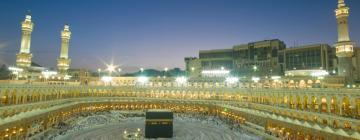 Hotéis em: Makkah Al Mukarramah Province