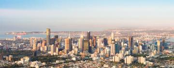 Hotell i Melbourne Region