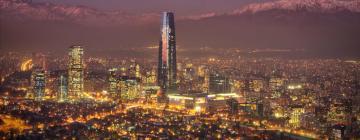 Hoteles en Región Metropolitana