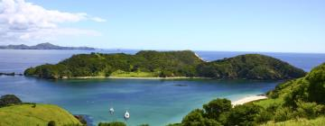 Hotels in North Island