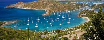 Hotéis em: Pequenas Antilhas