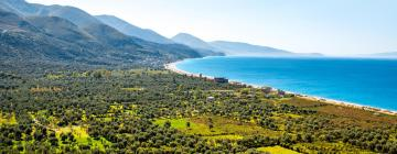 Hotels in Albanian Riviera