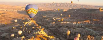 Hotels in Cappadocia