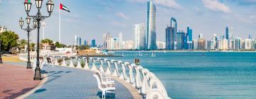 Hôtels dans cette région: Abu Dhabi Emirate