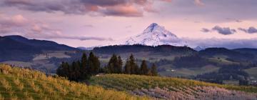 Hoteli v regiji Oregon