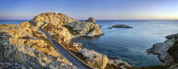 Отели в регионе Upper Corsica