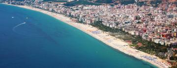 Serviced apartments in Antalya Province