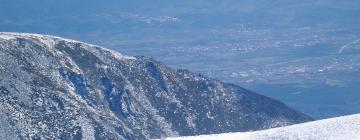 Albergues en Sierra de la Estrella