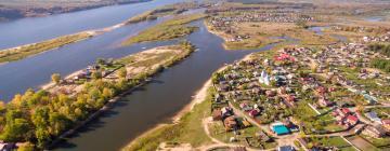 Hotels in Volga River