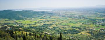 Hotels in Val di Chiana