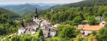 Hotels in Banskobystrický kraj