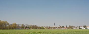 Отели в регионе Оломоуцкий край