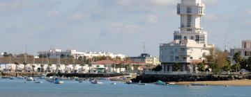 Huelva Province: hotel vicino alla spiaggia