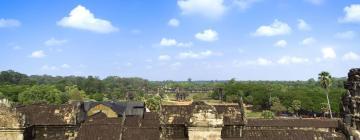 Hotels in Siem Reap Province