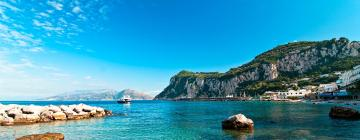 Isola di Capri: hotel