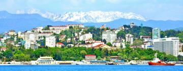 Hotels in Sochi Region