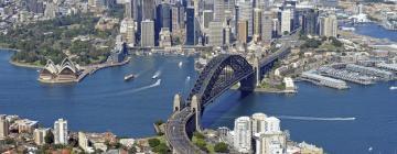 Hotels in Sydney Region