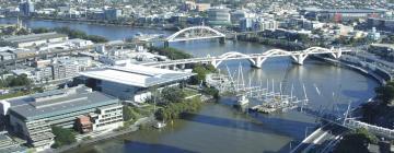 Hotels in Brisbane Region