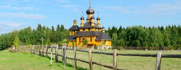 Hotels in Minsk Region