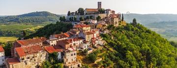 Hotels in Central Istria