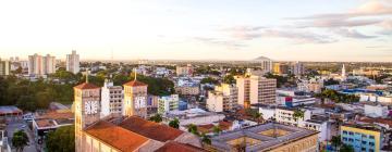 Hotéis em: Centro-Oeste do Brasil