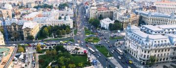 Hoteles en Bucharest - Ilfov Region