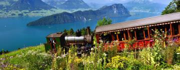 Отели в регионе Центральная Швейцария
