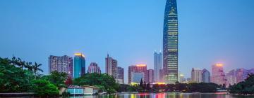 Hotels in Shenzhen Area