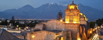 Spa hotels in Arequipa