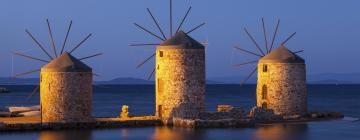 Hotels in Chios Island