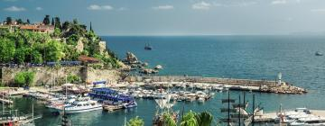 Hotels in Antalya Coast
