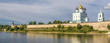 Отели в регионе Псковская область