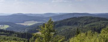 Отели в регионе Rothaar Mountains
