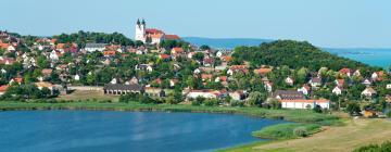 Hotelek Közép-Dunántúl területén