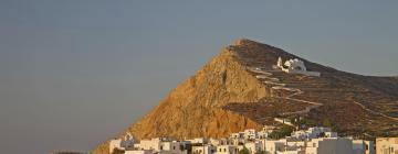 Hotels in Folegandros
