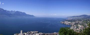 Отели в регионе Женевское озеро - Вауд