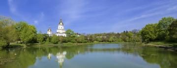 Отели в регионе Полтава