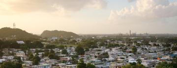 North Puerto Rico: viešbučiai