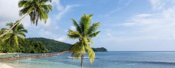 Hotels in Fiji Outer Islands