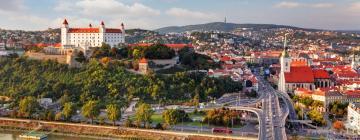 Hotels in Bratislavský kraj