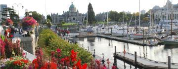 Hotels a Illa de Vancouver