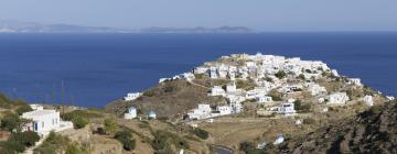 Budget hotels on Sifnos