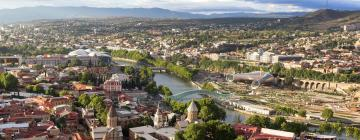 Hotels in Tbilisi Region