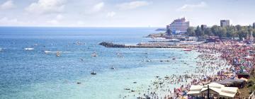 Hotele w regionie Morze Czarne Rumunia