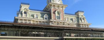 Hilton Hotels in Disney World Area