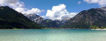 Ferienwohnungen in der Region Achensee