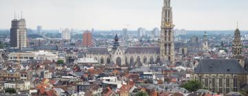 Hotels in Antwerpen Province